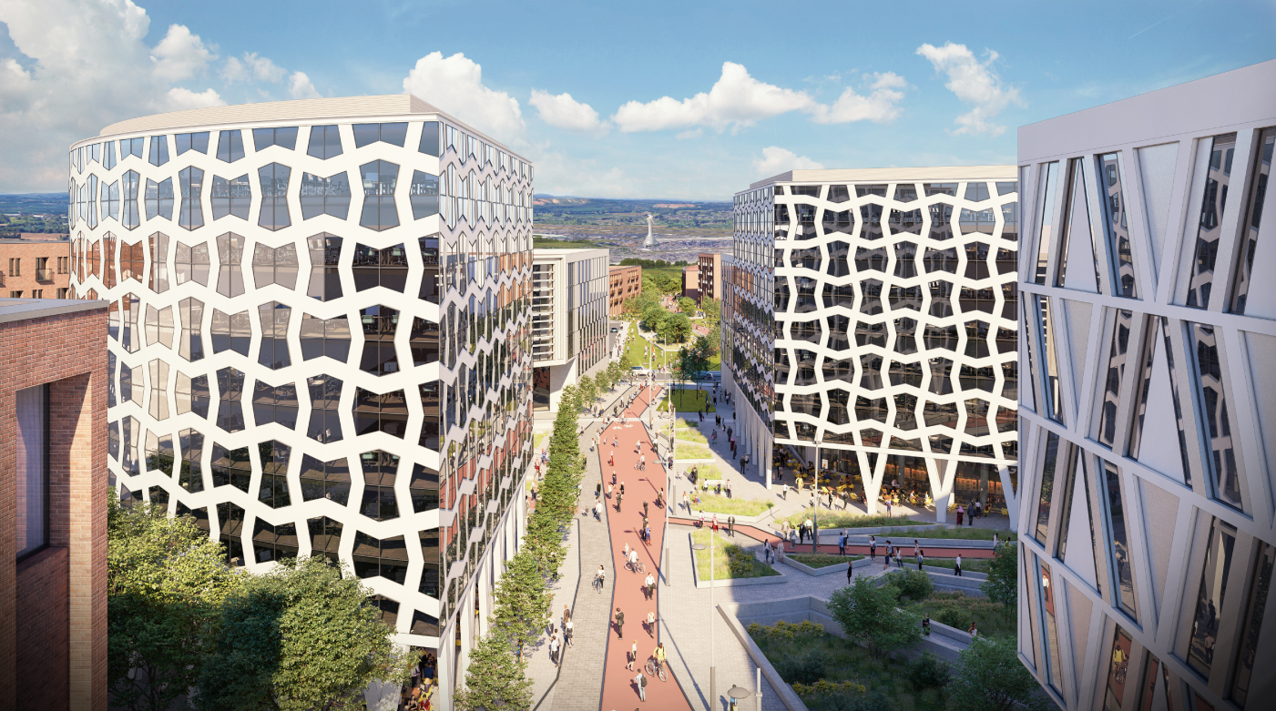 Major boost for Edinburgh as developer commits to invest in new Digital Quarter